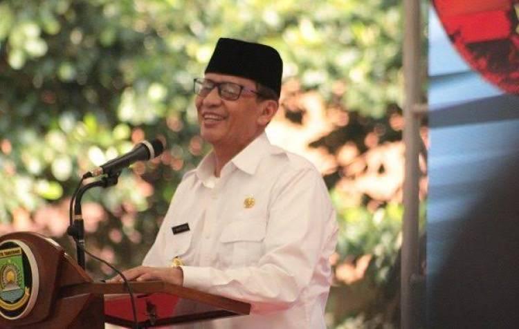Geber Program Jokowi di Banten, Gubernur WH : 87 Persen Proyek Nasional Sudah Teratasi