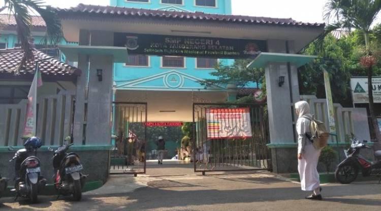 Komite SMPN 4 Tangsel Kumpulkan Wali Murid, Sampaikan Soal Pungutan Untuk Operasional Sekolah