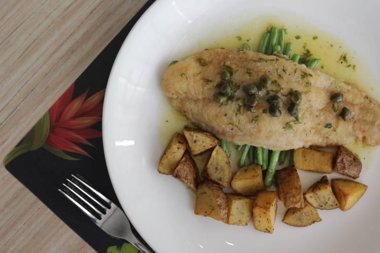 Pengen Lezatnya Ikan Dori Berbalut Saus dari Prancis? Semua ada di Kudapan Penggugah Selera Ala Mint & Pepper Restaurant