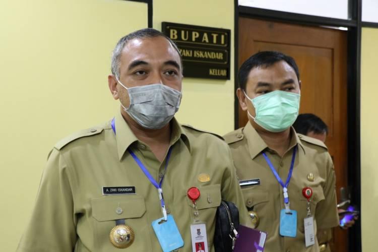 Anggaran Jumbo 70 Miliar Digelontorkan Pemkab Tangerang Guna Penanganan Covid-19