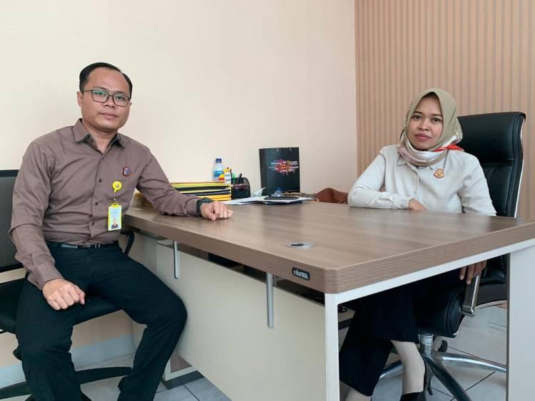 Kejari Pantau Pelaksanaan Anggaran BTT Untuk Penanganan Covid-19 Di Tangsel