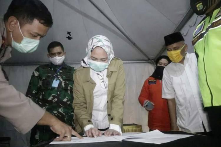Pemkot Tangsel Siapkan 7 Pos Pantau, Airin : Ketua RW Harus Pantau Warganya