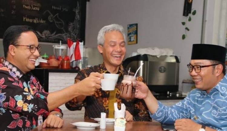 Kalahkan Ganjar dan Kang Emil, Survey Median Sebut Anies Baswedan Paling Top Tangani Corona, Pesenan Bukan Nih?