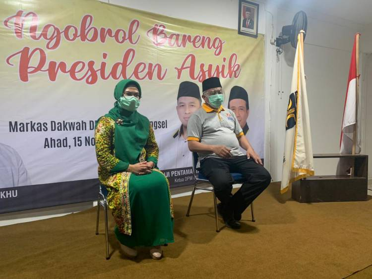 Presiden PKS Dukung RUU Minol, Kok Azizah No Comment