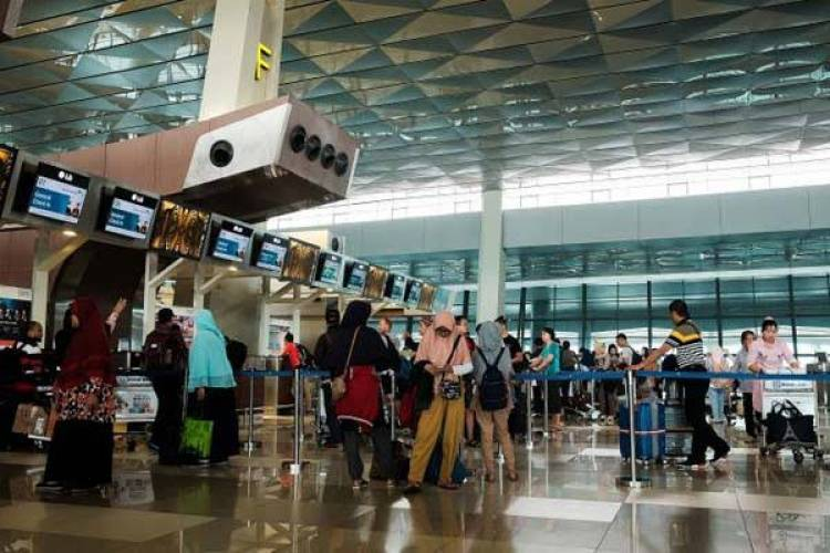 Meski Pandemi, Dua Rute di Bandara Soetta Jadi Penerbangan Tersibuk di Dunia