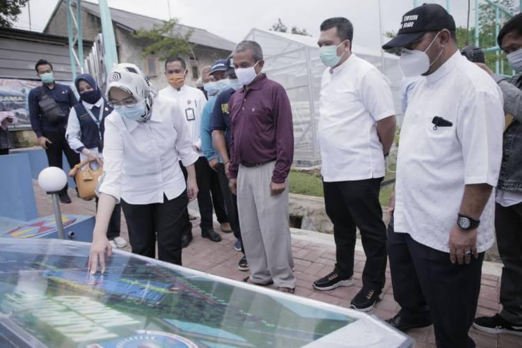 Pemkot Tangsel Sulap Kampung Nambo Jadi Keren Banget