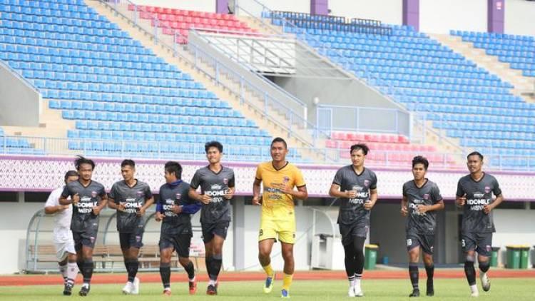 Persita Tangerang Tergabung di Group D, Pelatih : Rugi Karena Jumlah Mainnya Sedikit