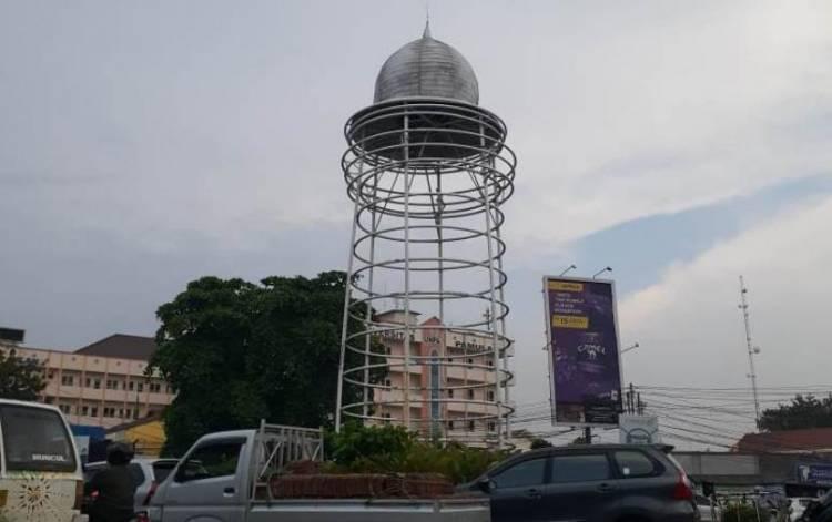 Usai Dianggap Mirip Sarang Burung, Gubernur Banten Akan Sayembarakan Desain Tugu Pamulang