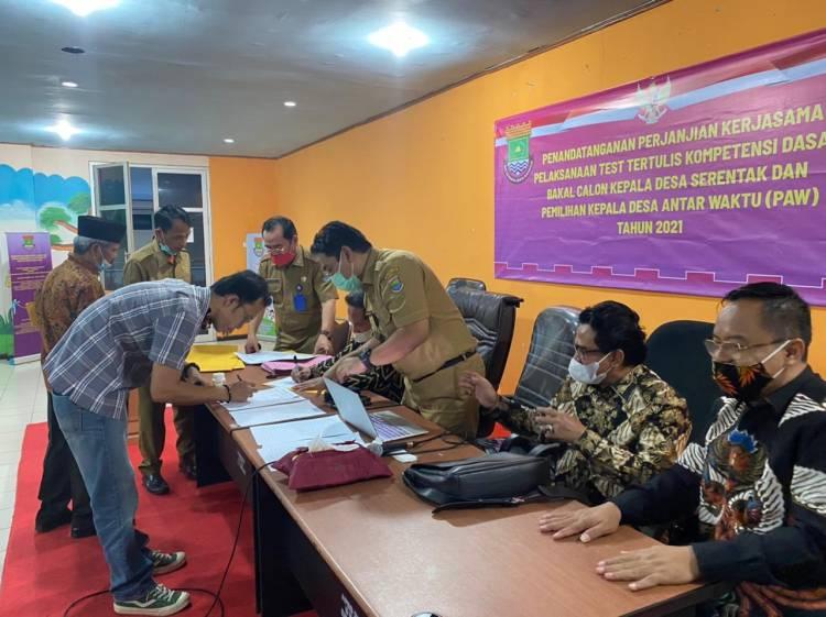 UNIS Jadi Tim Independen TKD Pilkades di Kabupaten Tangerang