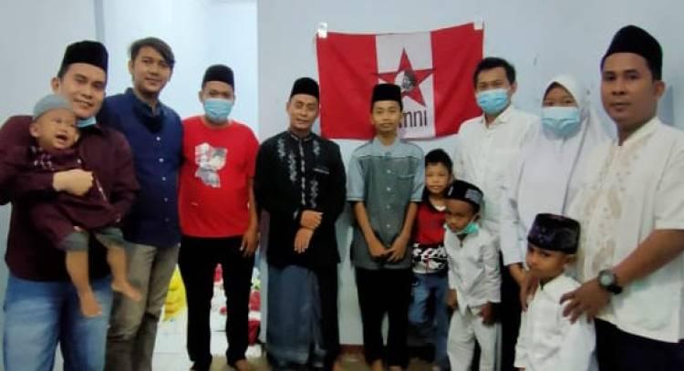 Peringati Nuzulul Qur'an, Alumni GMNI Kabupaten Tangerang Gelar Santunan