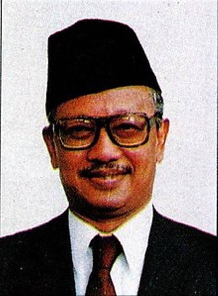 Penyusun Kerangka Pembangunan Hukum Nasional, Prof.Mochtar Kusuma Atmaja Tutup Usia