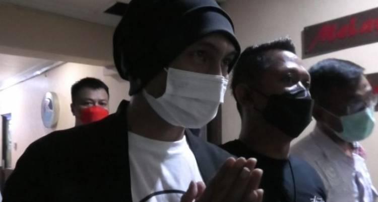 Mantan Vokalis  Drive Resmi Jadi Tahanan Polres Jakarta Barat