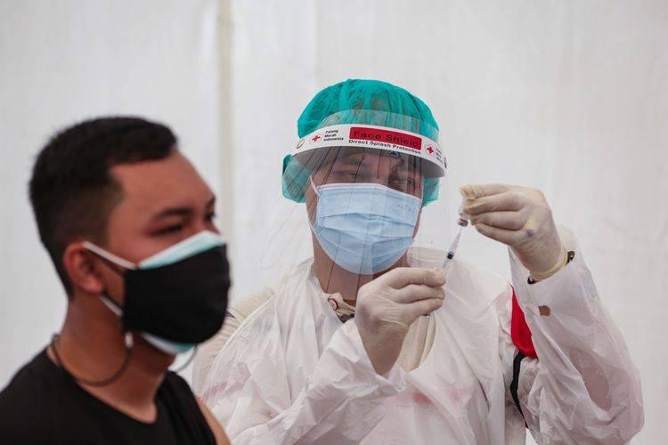 Perintah Jokowi, BIN Berikan Vaksinasi Untuk Warga Secara 'Door to Door'