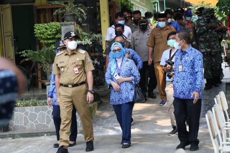 Jumlah Denda Pelanggar Aturan PPKM Darurat di Tangerang  Mencapai 19 Juta