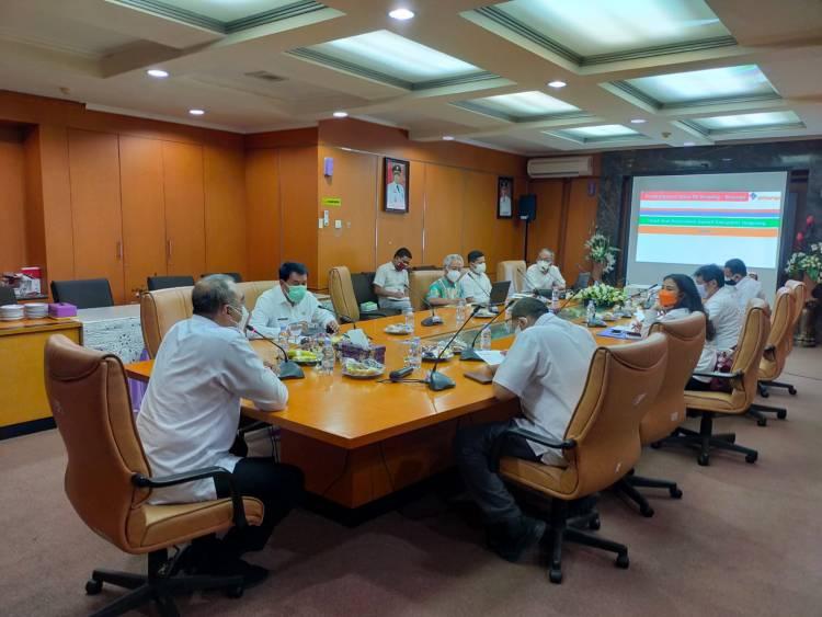 Pengerjaan Ruas Tol Serpong-Balaraja Mencapai 94 Persen, Bupati Tangerang Pimpin Rapat Evaluasi