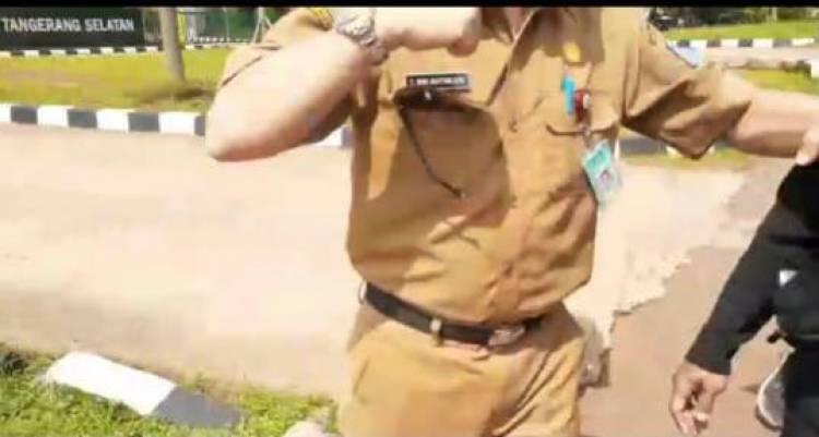 Polisi Terus Dalami Kasus Intimidasi Kadispora Tangsel