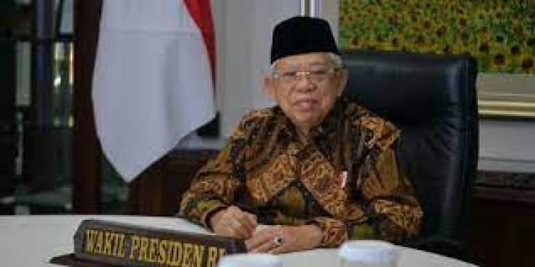 Insan Pers, Nih Dengerin Kata Wakil presiden Soal Pemberitaan Covid-19 : Beri Kritik Membangun ke Pemerintah