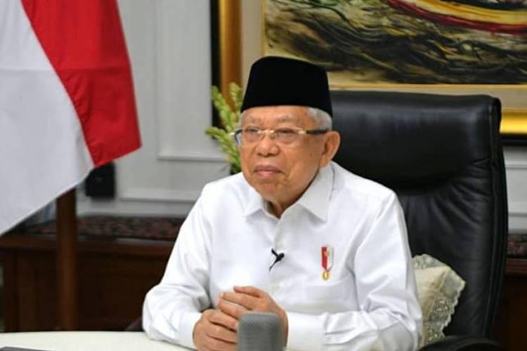 Corona Landai, Wakil Presiden Imbau Masyarakat Siap Hadapi Fase Endemi