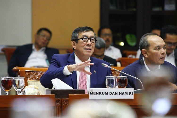 Anggota DPR RI Desak Menkumham Mundur Pasca Kebakaran Lapas Kelas 1 Tangerang