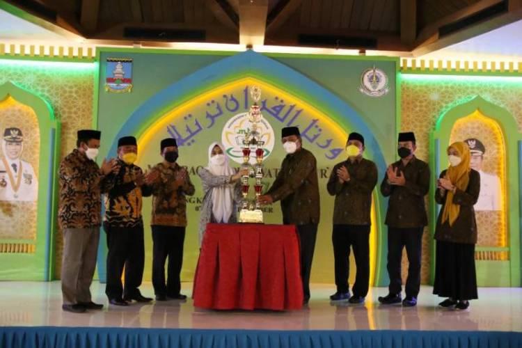 MTQ ke-51 Kabupaten Serang Resmi Ditutup, Kecamatan Tanara Sabet Juara Umum