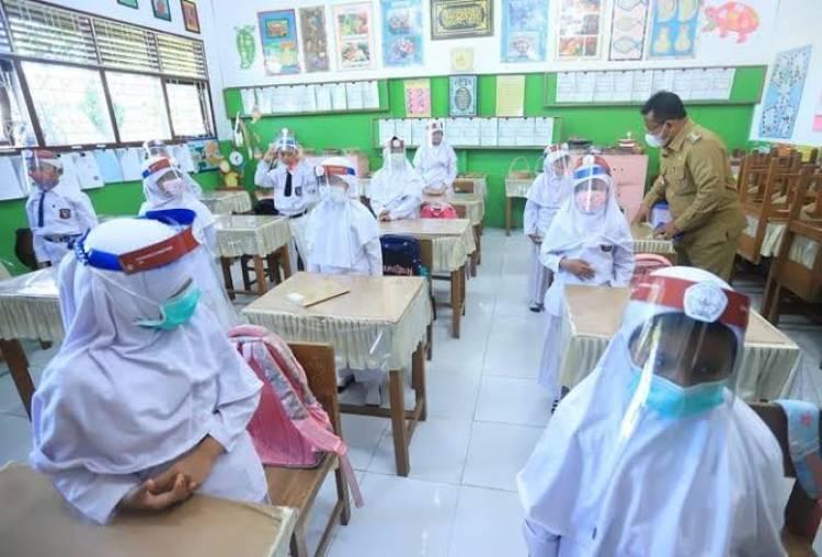 Durasi  PTM Tingkat SMA di Kabupaten Tangerang Hanya 20-30 Menit