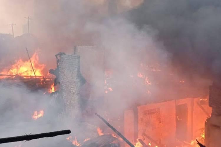 Rugi Miliaran, BMN Sebut Lapas Kelas I Tangerang yang Terbakar Belum Diasuransikan